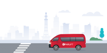 Airlift Pakistan Uber Alternative