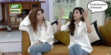 Mawra & Urwa Hocane: Depression & Mental Health is because of food