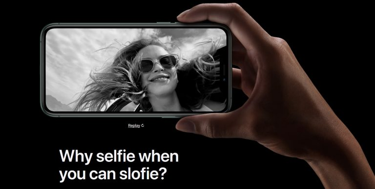 What is a Slofie? A slow-motion selfie video