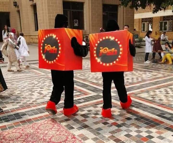 Josh Condoms Dow University Karachi
