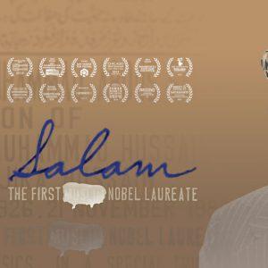 Salam - The First ****** Nobel Laureate on Netflix