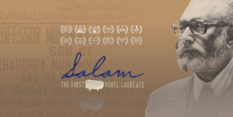 Salam - The First ****** Nobel Laureate on Netflix