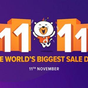 Daraz 11-11 Sale